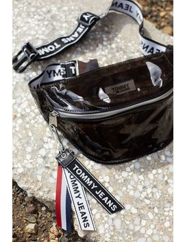 Tommy Jeans Logo Tape Sling Bag by Tommy Jeans