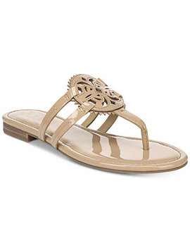 Canyon Medallion Flat Sandals by Circus By Sam Edelman