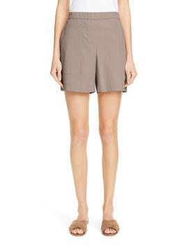 Fulton Cotton Shorts by Lafayette 148 New York
