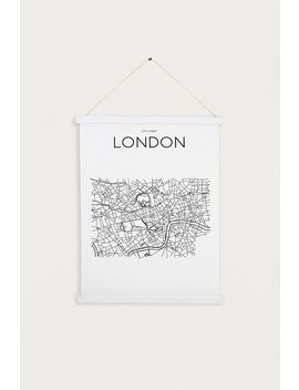 Magnetic Concrete Poster A3 Frame by Urban Outfitters