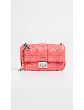 Dior Pink Miss Dior Pouch by What Goes Around Comes Around
