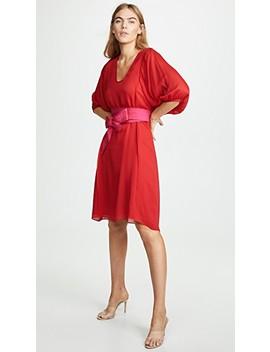 Tinley Silk Dress by Cynthia Rowley