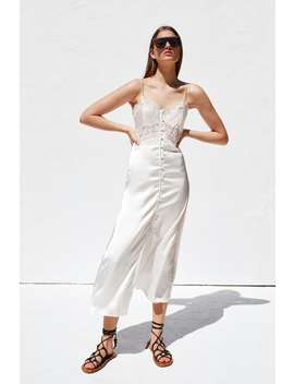Satin Camisole Dress  Must Haveswoman by Zara