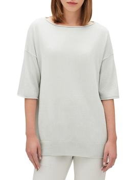Relaxed Cashmere Pullover by Lafayette 148 New York