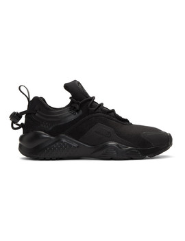 Black Air Huarache City Move Sneakers by Nike