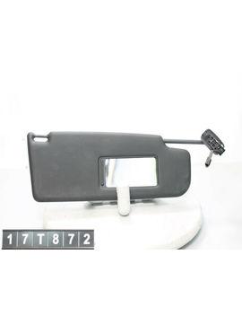 11 12 13 14 Volkswagen Jetta Passenger Sun Visor Sunvisor Shade Oem Black 17 T872 by Ebay Seller