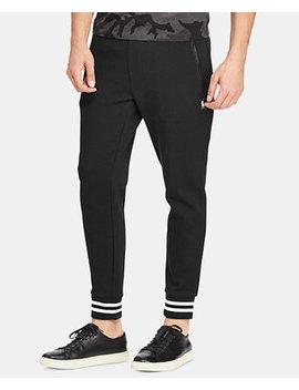 Men's P Wing Double Knit Performance Jogger Pants by Polo Ralph Lauren