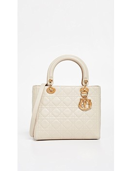 Dior Medium Lady Dior Bag by What Goes Around Comes Around