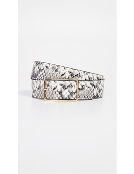 Mila Python Belt by B Low The Belt
