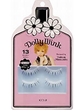 Koji Dolly Wink False Eyelashes #13 Baby Girl by Dolly Wink