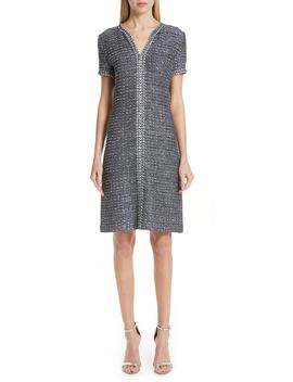 Camille Knit A Line Dress by St. John Collection