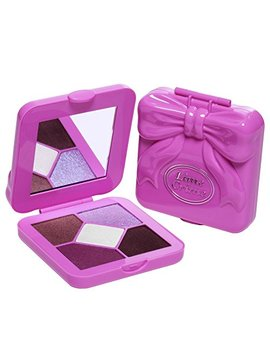 Lime Crime Pocket Candy Eyeshadow Palette (Sugar Plum)   90's Style Eyeshadow Palette With 5 Full Sized Colors. by Lime Crime