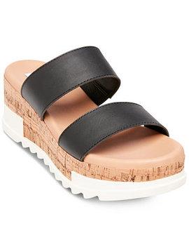 Women's Blaine Flatform Sandals by Steve Madden