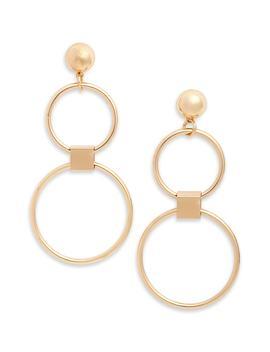 Westbend Drop Earrings by Mad Jewels