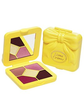 Lime Crime Pocket Candy Eyeshadow Palette (Pink Lemonade)   90's Style Eyeshadow Palette With 5 Full Sized Colors. by Lime Crime