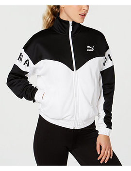 Xtg Colorblocked Track Jacket by Puma