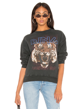 Tiger Sweatshirt by Anine Bing