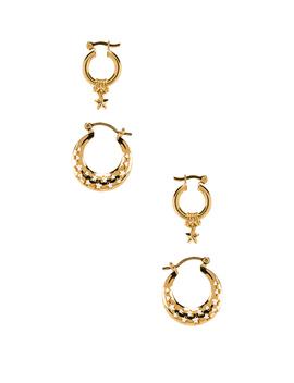 Celestial Earring Set by Joolz By Martha Calvo