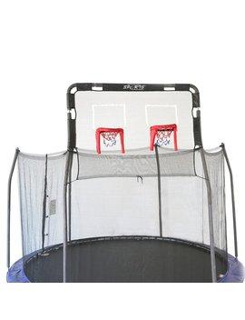 Skywalker Trampolines 12' Trampoline Double Basketball Hoop Accessory by Skywalker Sports