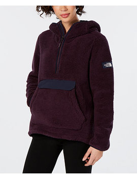 Campshire Fleece Hoodie by The North Face