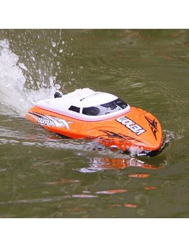 Udirc 2.4 G Hz High Speed Remote Control Rc Electric Boat 2 Color by Generic