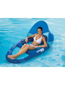 Spring Float Recliner / Canopy by Generic