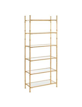 Ketton Clear 6 Tier Shelf by Pier1 Imports