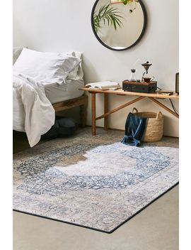 Page Printed Rug by Urban Outfitters