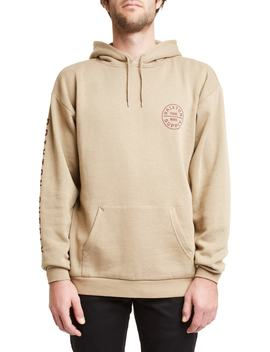 Oath Ii Hooded Sweatshirt by Brixton