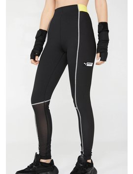 Tz High Waist Stir Up Leggings by Puma
