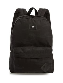 Old Skool Ii Water Repellent Backpack by Vans
