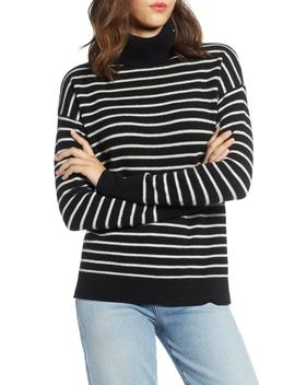 Cashmere Turtleneck Sweater by Halogen