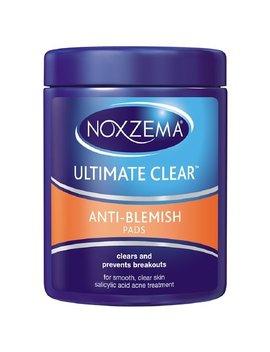 Noxzema Ultimate Clear Anti Blemish Pads, 90ct by Noxzema