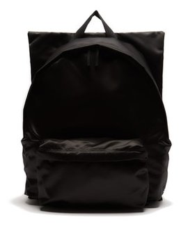 Photographic Print Satin Backpack by Raf Simons X Eastpak