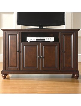 Crosley Cambridge 48 In. Tv Stand   Vintage Mahogany by Crosley