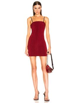 Sleeveless Mini Dress by Alexander Wang