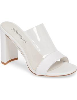 Keira Slide Sandal by Jeffrey Campbell