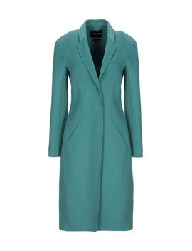 Giorgio Armani Full Length Jacket   Coats & Jackets by Giorgio Armani
