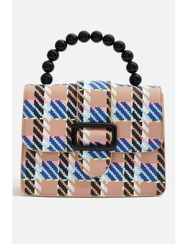 **Estelle Check Cross Bag By Skinnydip by Topshop