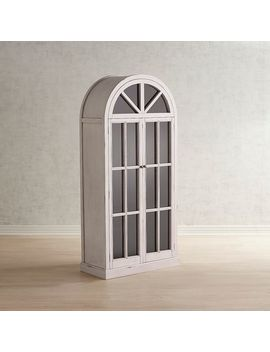 Kensington 6' White Cabinet by Pier1 Imports