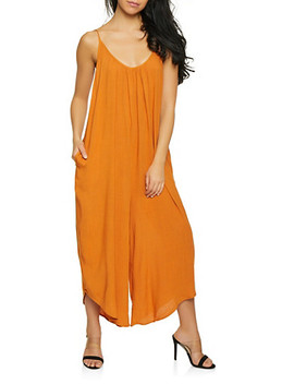 Oversized Cami Jumpsuit by Rainbow