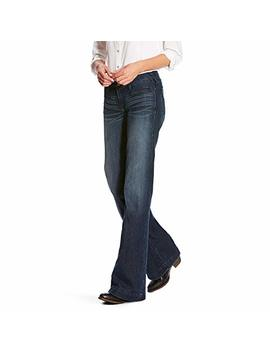 Ariat Lyric Wide Leg Trouser Jean by Ariat