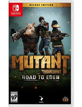 Mutant Year Zero: Road To Eden Deluxe Edition   Nintendo Switch by By          Maximum Games