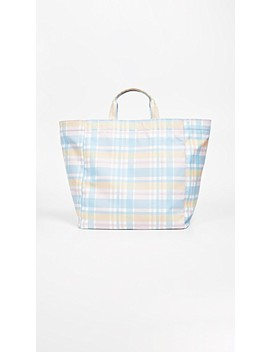 Mad About Plaid Bag by Pamela Munson
