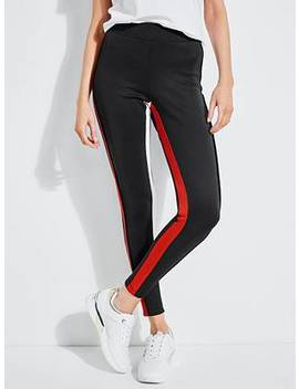Chic Color Block Leggings by Guess