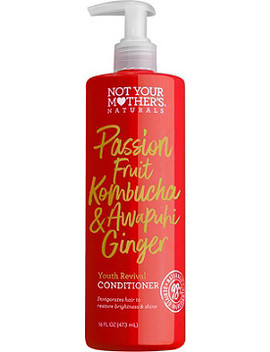 Passion Fruit Kombucha & Awapuhi Ginger Youth Revival Conditioner by Not Your Mother's