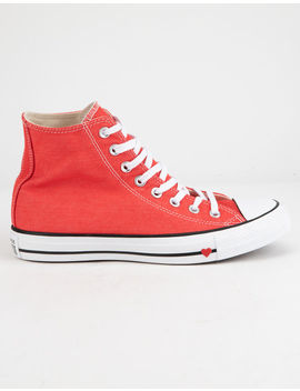 Converse Chuck Taylor All Star Denim Love High Top Womens Shoes by Converse