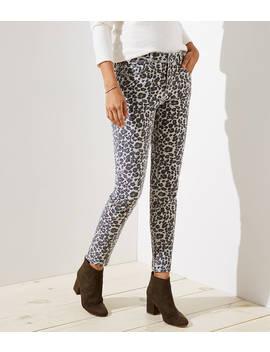 curvy-skinny-jeans-in-leopard-print by loft