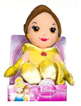 Disney Princess   Cute 10' Belle Soft Doll by Disney Princess