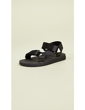 Papete + Rider Sandals by Melissa